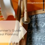 A Beginner's Guide to Meal Planning + Recipe: Cheeseburger Soup