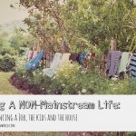Living a Non-Mainstream Life While Balancing A Job, Kids + The House