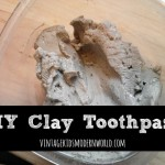 DIY Clay Toothpaste Recipe