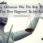 Why Unfairness Was The Best Thing That Ever Happened To My Kids :: Vintage Kids | Modern World