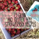 25 Grain + Gluten Free Strawberry Recipes