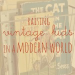 Welcome To Vintage Kids | Modern World