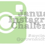 A New Year…A New Start (and a fun Instagram challenge!)