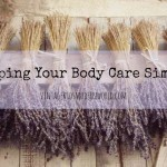 Keeping Your Body Care Simple :: A Review and Giveaway!