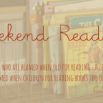 Weekend Reading :: February 15, 2012